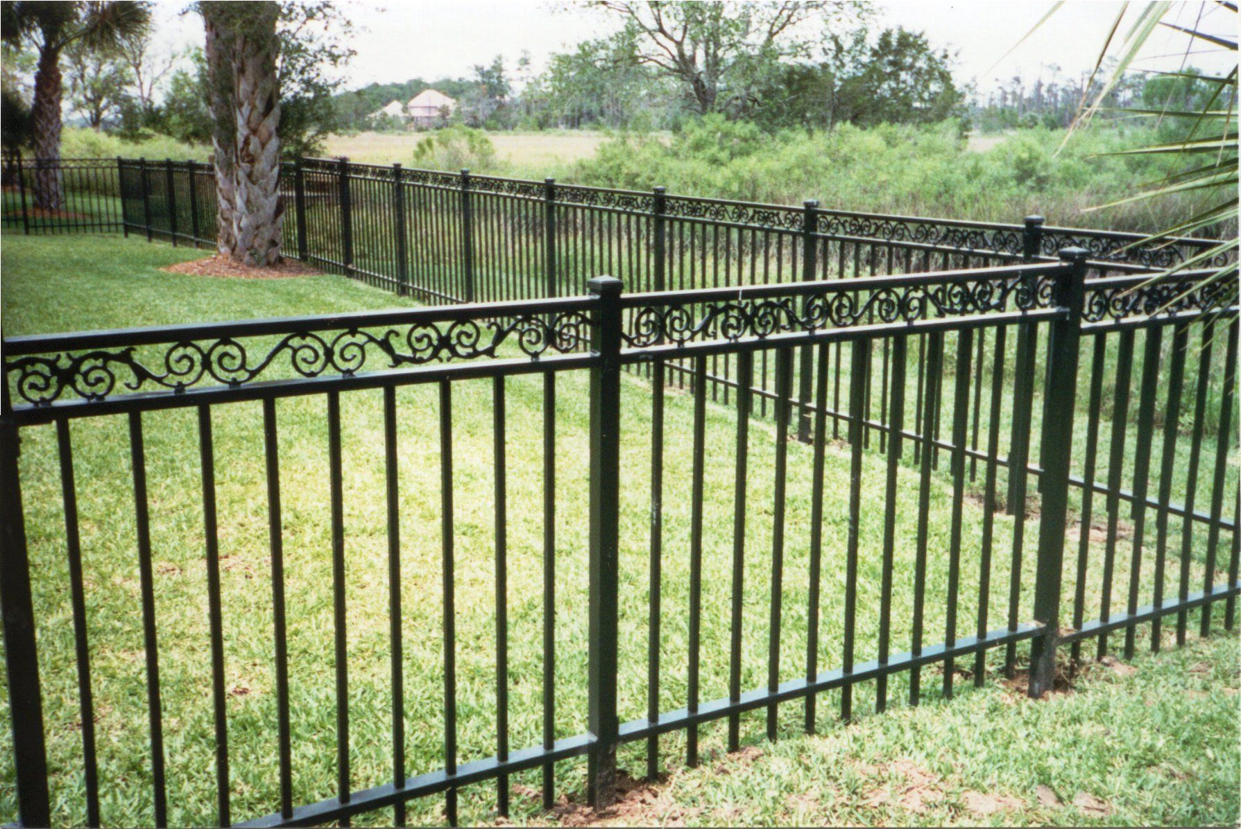 Augusta Fence company